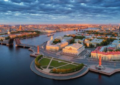 Program 4. Northern Islands of Saint Petersburg